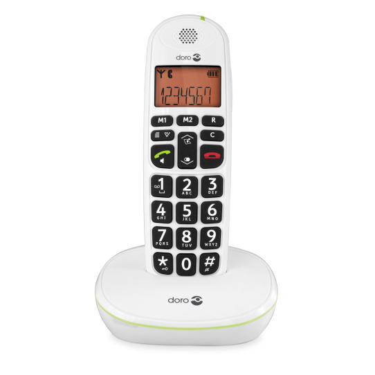 Phoneeasy 100wdt Amplified Cordless Phone