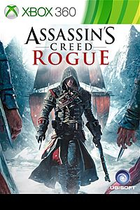 Microsoft Assassin's Creed Rogue, Xbox 360 video game Basic