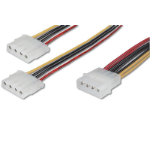 Digitus IDE - 2 x IDE 0.2 m internal power cable