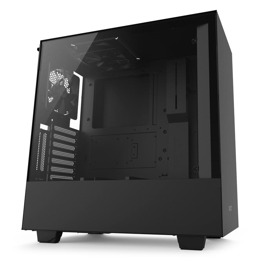 NZXT H500i Midi-Tower Black computer case