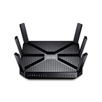 TP-LINK AC3200 Tri-band (2.4 GHz / 5 GHz / 5 GHz) Gigabit Ethernet Black