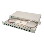 Digitus DN-96310/3 fibre optic adapter ST Grey 1 pc(s)