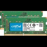 Crucial CT2K32G4S266M memory module 32 GB 2 x 16 GB DDR4 2666 MHz