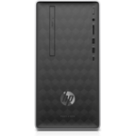 HP Pavilion 590-p0034na Intel® Pentium® G5400 4 GB DDR4-SDRAM 1000 GB HDD Grey,Silver Mini Tower PC
