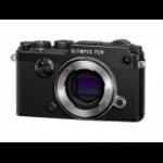 """Olympus PEN F 20.3MP 4/3"""" Live MOS 5184 x 3888pixels Black"""