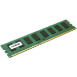 Crucial 8GB DDR3 1600 MHz (PC3-12800) CL11 240-pin RDIMM 8GB DDR3 1600MHz memory module