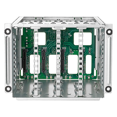 Hewlett Packard Enterprise ML350 Gen9 SFF Media Cage Kit Carrier panel