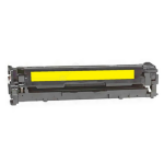 PLANITGREEN PGCB542A compatible Toner yellow, 1.4K pages (replaces HP 125A)