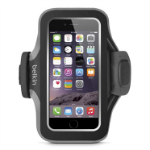 Belkin Slim-Fit Plus Armband for iPhone 6 Armband case Black