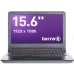 "Wortmann AG TERRA MOBILE 1549 2.3GHz i5-6300HQ 15.6"" 1920 x 1080pixels Anthracite Notebook"