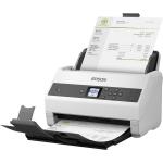 Epson WorkForce DS-870 Sheet-fed scanner 600 x 600 DPI A3 Black, White