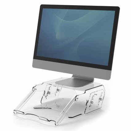 Fellowes 9731201 desk tray/organizer Acrylic Transparent