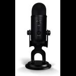 Blue Microphones Yeti Table microphone Schwarz