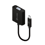 ALOGIC 15cm USB-C to VGA Adapter-Black