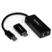 StarTech.com HP Chromebook 14 HDMI to VGA and USB 3.0 Gigabit Ethernet Accessory Bundle