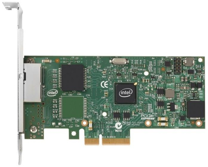Intel I350T2V2BLK adaptador y tarjeta de red Ethernet 1000 Mbit/s Interno