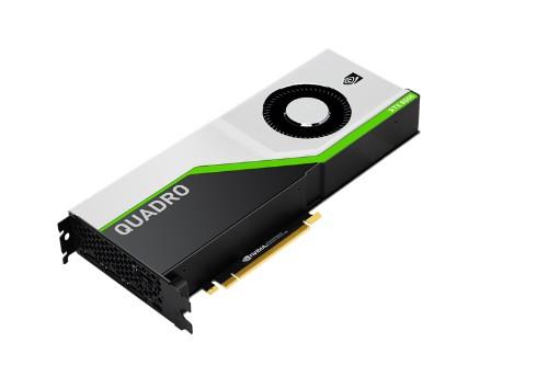 PNY VCQRTX8000-PB graphics card NVIDIA Quadro RTX 8000 48 GB GDDR6