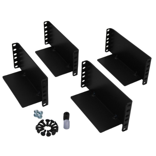 Tripp Lite 2-Post Rack-Mount Installation Kit of 3U and Larger UPS, Transformer and Battery Pack Components