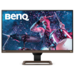 """Benq EW2780U LED display 68.6 cm (27"""") 3840 x 2160 pixels 4K Ultra HD Flat Black,Brown"""