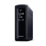 CyberPower VP1200EILCD uninterruptible power supply (UPS) Line-Interactive 1.2 kVA 720 W 8 AC outlet(s)