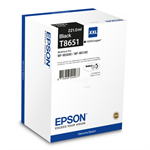 Epson C13T865140 (T8651) Ink cartridge black, 10K pages, 221ml