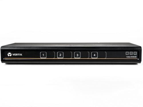 Vertiv Avocent SC840D-201 KVM switch Black