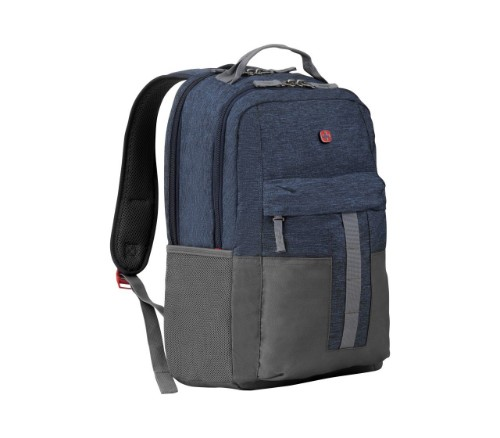 "Wenger/SwissGear Ero 16"" backpack Polyester Blue,Grey"
