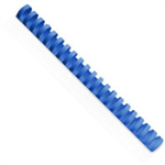 GBC CombBind Binding Combs 16mm Blue (100)