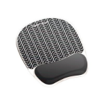 Fellowes 9549901 mouse pad Black