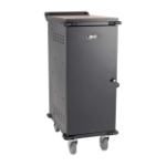 Tripp Lite CSC27AC portable device management cart/cabinet Black