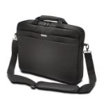 "Kensington LS240 notebook case 36.6 cm (14.4"") Messenger case Black"