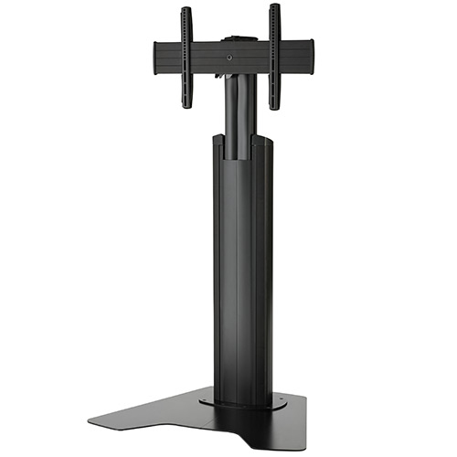 Chief MFAUB multimedia cart/stand Black Flat panel