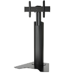 Chief MFAUB Flat panel Multimedia cart Black multimedia cart/stand