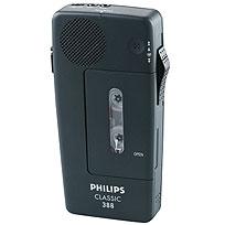 Philips Pocket Memo 388 cassette player