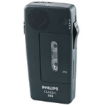 Philips Pocket Memo 388 cassette player