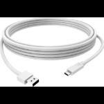 Vision TC 1MUSBCA USB Kabel 1 m 2.0/3.2 Gen 1 (3.1 Gen 1) USB A USB C