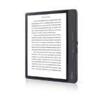 Rakuten Kobo Forma e-book reader Touchscreen 8 GB Wi-Fi Zwart