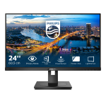 "Philips B Line 242B1V/00 LED display 60.5 cm (23.8"") 1920 x 1080 pixels Full HD Black"