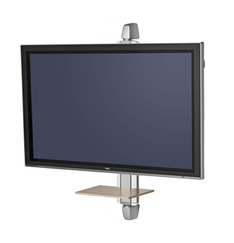"SMS Smart Media Solutions X WH S605 W/S 55"" Aluminium, White"