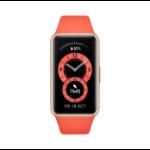 "Huawei Band 6 AMOLED Wristband activity tracker 3.73 cm (1.47"") Red"