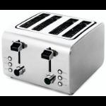 Igenix IG3204 toaster 4 slice(s) Stainless steel