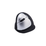 R-Go Tools R-Go HE Mouse, Ergonomic mouse, Large (Hand Size above 185mm), Left Handed, wireless