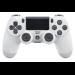 Sony Dualshock 4 V2 Gamepad PlayStation 4 Analogue / Digital Bluetooth/USB White