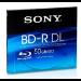 Sony 50GB BD-R DL 2x