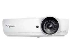 Optoma EH460ST Short Throw HD Projector