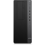 HP Z1 Entry Tower G5 9th gen Intel® Core™ i7 i7-9700 16 GB DDR4-SDRAM 256 GB SSD Black Workstation Windows 10 Pro