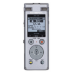 Olympus DM-720 dictaphone Internal memory & flash card Silver