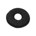 Jabra 14101-02 headphone pillow Leather Black 10 pc(s)