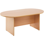 Arista FF ARISTA 1800MM RECT MEETING TABLE BCH