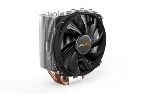 be quiet! SHADOW ROCK SLIM 2 Processor Cooler 13.5 cm Aluminium, Black, Copper 1 pc(s)